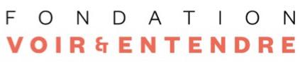Fondation Voir et Entendre (FVE) Logo from Paris, France