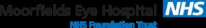Logo des Moorfields Eye Hospital NHS Foundation Trust (MEH) in London, United Kingdom