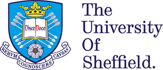Logo from the The University of Sheffield (USFD) Sheffield, United Kingdom
